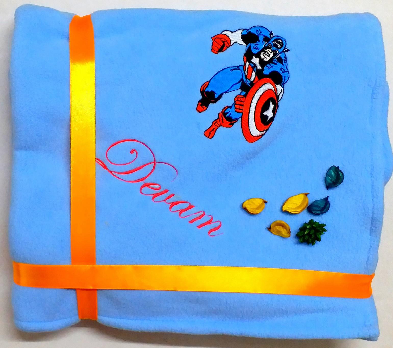 Super Hero Blankets