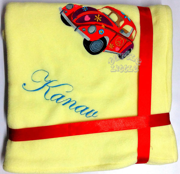 Cars and Planes Blankets