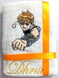 Ben10 Personalised Towel
