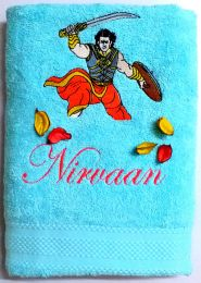 Bahubali Personalised Luxury Towel
