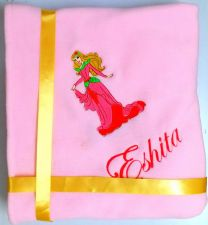 Dorothy Luxury Personalised Kids AC Blanket