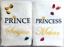 Prince & Princess Couple Set